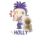 Holly -...
