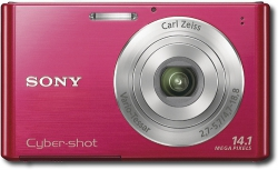 Sony - Cyber-Shot 14.1-Megapixel Digital Camera