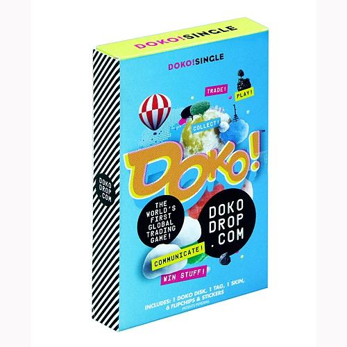 Doko Single Global Trading Game