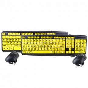 EZ-Read Keyboard