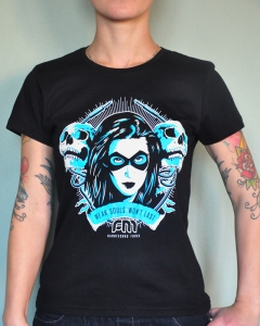 Black & Blue FEMALE T-Shirt