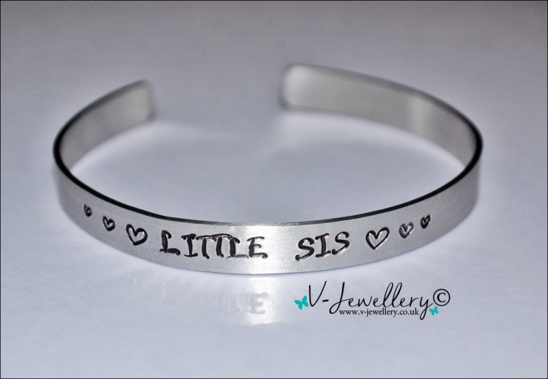Sister Torque Bangle - One Size 6""
