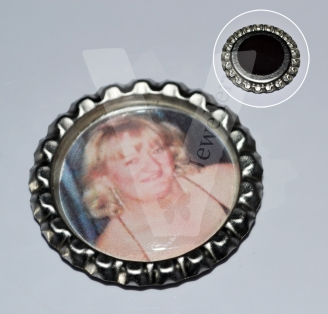 Personal Large Photo Magnet