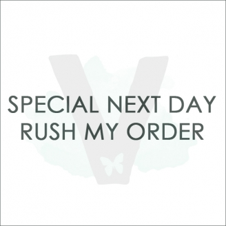 Special Next Day Delivery & Rush My Order - UK ONLY! **Limited Slots**