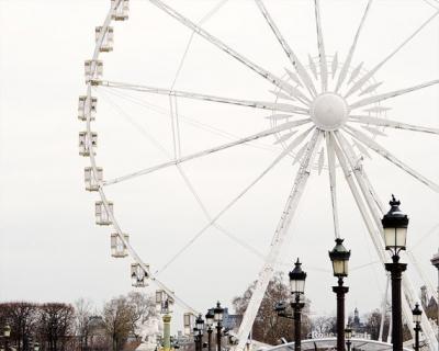 巴黎摄影,摩天...
