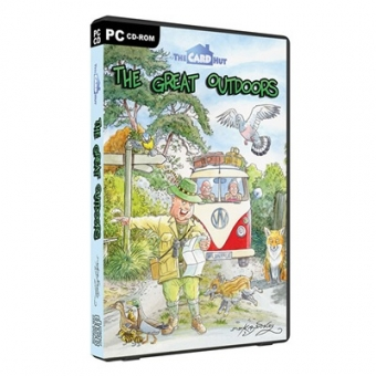 THE GREAT OUTDOORS CRAFT CD
