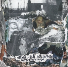"Mania + Hal Hutchinson ""Wreckage"" CD"