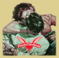 "Fire In The Head ""History of Obsession"" CD"
