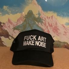 Fuck Art Make Noise Hat